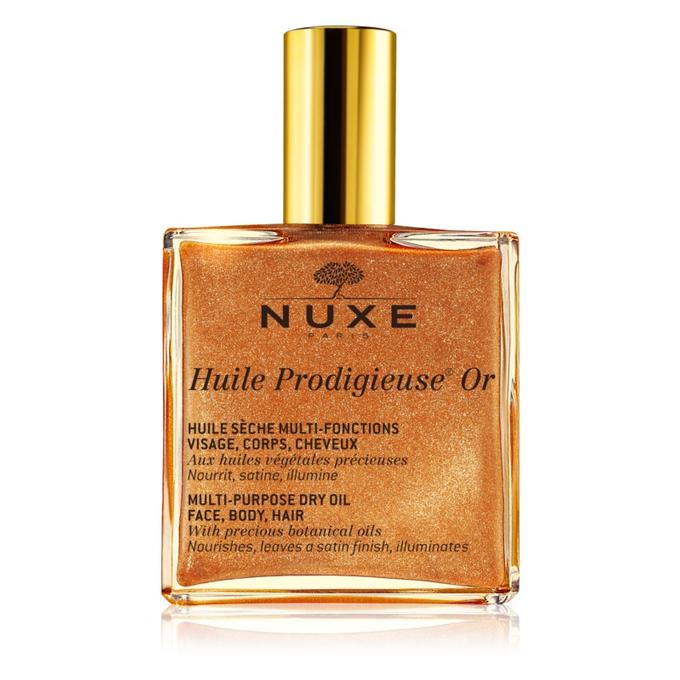 W jaki sposób działa olejek Nuxe?